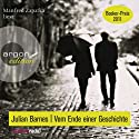 Vom Ende einer Geschichte Audiobook by Julian Barnes Narrated by Manfred Zapatka