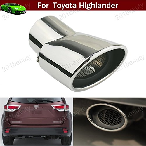 new-1pcs-stainless-steel-tailpipe-exhaust-muffler-tail-pipe-tip-custom-fit-for-toyota-highlander-200