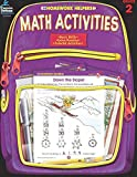Math Activities, Grade 2 (Homework Helper)