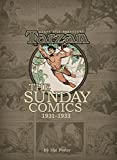 img - for Edgar Rice Burroughs' Tarzan: The Sunday Comics, 1931-1933 Volume 1 (Edgar Rice Burroughs' Tarzan Sundays) book / textbook / text book