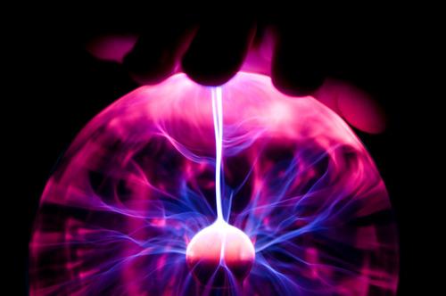 Plasma Ball Toy : Amazon quot nebula plasma ball toys games