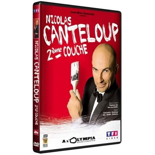 Nicolas Canteloup ?� l'Olympia : Deuxi??me couche - [DVDRiP]