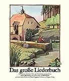 Das große Liederbuch. 204 deutsche Volks- und Kinderlieder. Mit 156