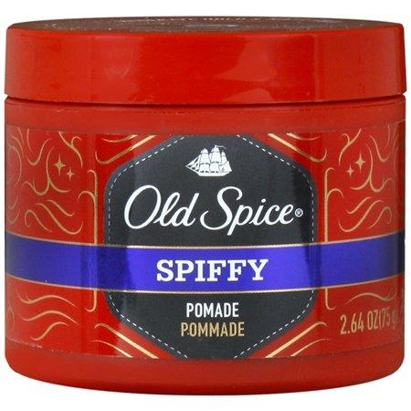 """【海外直送】Old Spice """"SPIFFY"""" Pomade オールドスパイス ポマード 75g"""