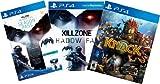 PS4 Exclusive Digital Bundle: Killzone Shadow Fall Game + Season Pass + Knack - PS4 [Digital Code]
