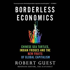 Borderless Economics Audiobook