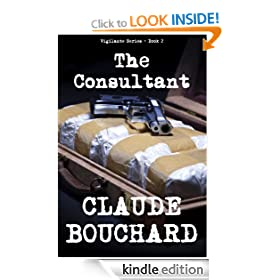 The Consultant (VIGILANTE Series)