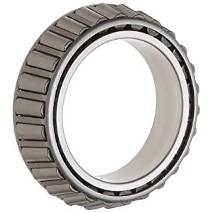 Bore Tolerances For Bearings http://www.amazon.com/Timken-Tapered-Standard-Tolerance-Straight/dp/B00460BLZI