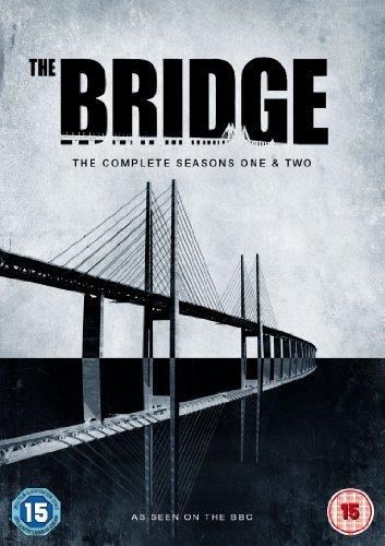 The Bridge (Complete Seasons 1 & 2) - 6-DVD Set ( Bron/Broen ) ( The Bridge - Complete Seasons One and Two ) [ Origen UK, Ningun Idioma Espanol ]