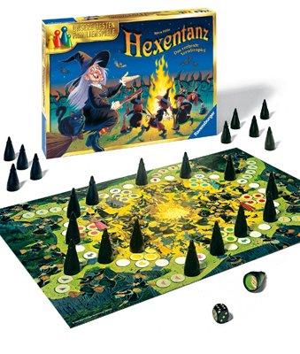 Hexentanz: Das verhexte Verwirrspiel günstig online kaufen