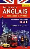 echange, troc Hachette, Oxford - Dictionnaire de poche Top Hachette & Oxford français-anglais et anglais-français