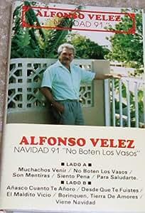 """Alfonso Velez - Navidad 91 """"No Boten Los Vasos"""" - Amazon"""