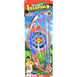 Super Toxophily Happy Shooting Bow Game (Blue & Orange)