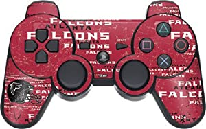 NFL - Atlanta Falcons - Atlanta Falcons - Blast Alternate - Sony PS3 Dual Shock... by Skinit