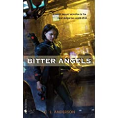 Bitter Angels by C.L. Anderson