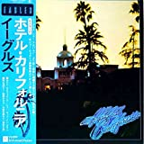 Hotel California- Japanese import with OBI