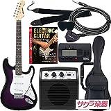 SELDER セルダー エレキギター ストラトキャスタータイプ サクラ楽器オリジナル ST-16/PPS 初心者入門リミテッドセット
