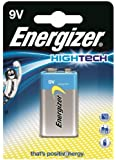 Energizer HighTech Batteries 9V 1 Pack (One Piece)
