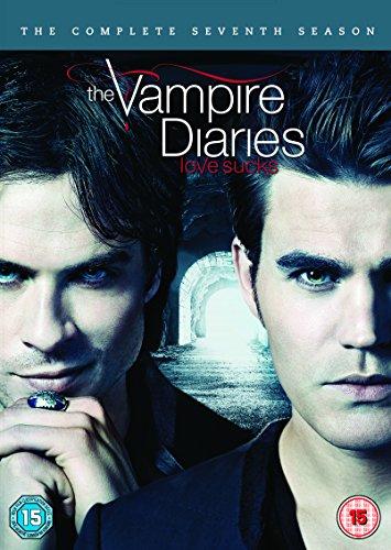 The Vampire Diaries - Season 7 [DVD] [2016]