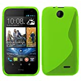 Samrick 'S' Wave Hydro Gel Protective Case for HTC Desire 310