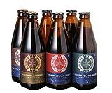 「ノースアイランドビール」6種飲みくらべセット(12本入り)
