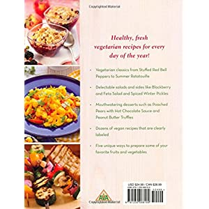Everyday Vegetarian: 365 Livre en Ligne - Telecharger Ebook