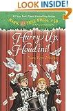 Magic Tree House #50: Hurry Up, Houdini! (A Stepping Stone Book(TM))