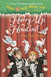 img - for Magic Tree House #50: Hurry Up, Houdini! (A Stepping Stone Book(TM)) book / textbook / text book