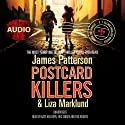 Postcard Killers Audiobook by James Patterson Narrated by Eric Singer, Katy Kellgren, Reg Rogers