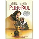 Peter & Paul DVD ~ Anthony Hopkins