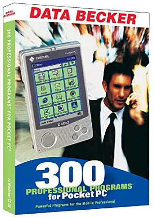 300 Professional Programs for The Pocket Pc