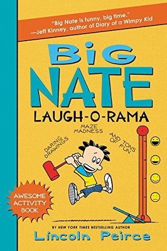 Big Nate Laugh-O-Rama (Big Nate Activity Book) (Big Nate Game On compare prices)