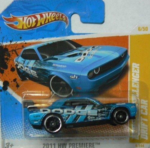 hot-wheels-2011-hw-premiere-6-50-dodge-challenger-drift-car-on-short-card-by-hot-wheels