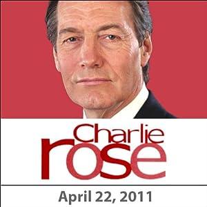 Charlie Rose: Robin Williams, Arian Moayed, James B. Stewart, and Alexandra Styron, April 22, 2011 Radio/TV Program