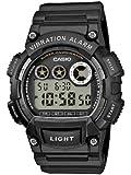 Casio Unisex-Armbanduhr Digital Quarz Plastik W-735H-1AVEF