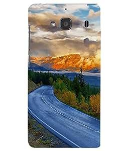 Back Cover for Xiaomi Redmi 2 Prime