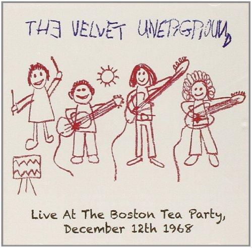 Boston Tea Party, December 12th 1968