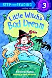 Little Witch's Bad Dream (Step Into Reading)
