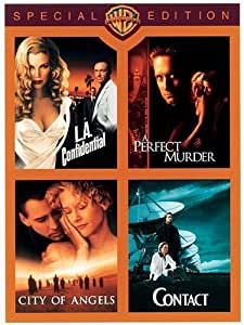 Warner Box Office Hits Collection (Contact/City of Angels/L.A. Confidential/A Perfect Murder)