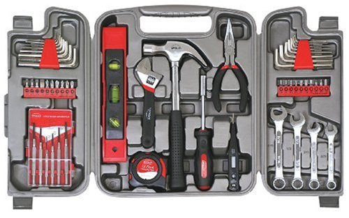 Apollo Precision Tools DT9408 53-Piece Household Tool Kit