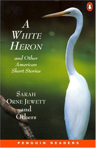 critical analysis of white heron Heart to heart with nature: ways of looking at a white heron by george held though a white heron has been among sarah orne jewett's most admired stories since its publication in 1886, its richness and.