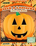 img - for Halloween Coloring Books: Jack-O-Lanterns Coloring Book book / textbook / text book
