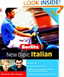 New Basic Italian (Berlitz Basic CD L...