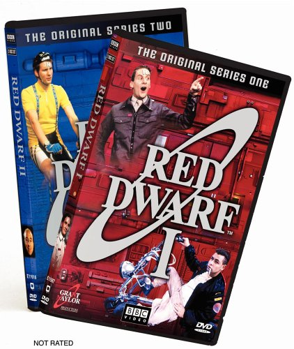 Red Dwarf Series 1 & 2 [DVD] [Import]