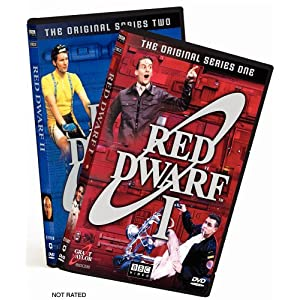 Red Dwarf: Series I and II movie