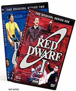 Red Dwarf Series 1 & 2