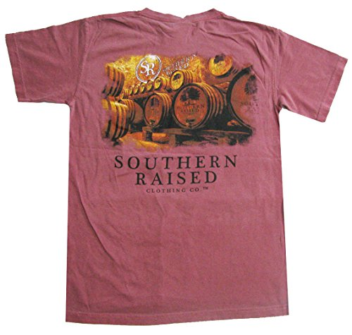 Southern Raised Barrels Pocket T-Shirt-xl (Southern Shirt Company Xl compare prices)