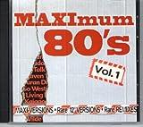 MAXImum80's Maxi Versions, rare 12