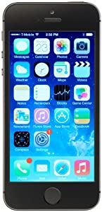 Apple iPhone 5s, Space Gray 16GB (Unlocked)