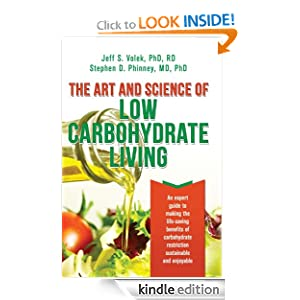 The Art and Science of Low Carbohydrate Living at Amazon.com